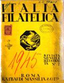 Italia filatelica rivista mensile illustrata