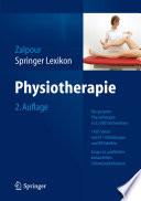 Springer Lexikon Physiotherapie