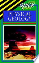 CliffsQuickReview Physical Geology