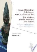 Voyage    l   int  rieur de la langue et de la culture yor  b     Journey into Yor  b   Language and Culture