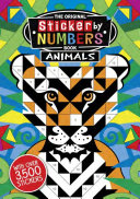 The Original Sticker by Numbers Book  Animals