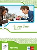 Green Line Oberstufe   Ausgabe 2015   Sch  lerbuch Mit CD ROM Klasse 11 12  G8   Klasse 12 13  G9   Ausgabe F  r Hessen
