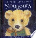 Le petit livre des nounours