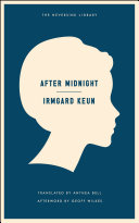 After Midnight by Irmgard Keun