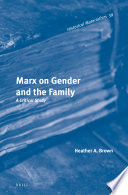 Marx on Gender and the Family