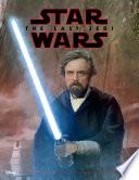 Star Wars  The Last Jedi Movie Storybook