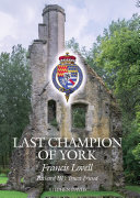 Last Champion of York Of The Most Important And Influential Men In