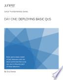 Day One Deploying Basic CoS