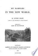 My Rambles in the New World