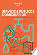 Servicios públicos domiciliarios.