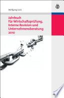 Jahrbuch für Wirtschaftsprüfung, Interne Revision und Unternehmensberatung 2010