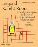 Beyond Karel J Robot