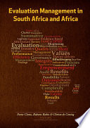 Evaluation Management In South Africa And Africa