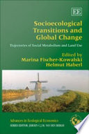 Socioecological Transitions and Global Change