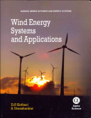 Ebook Wind Energy Systems and Applications Epub D. P. Kothari,S. Umashankar Apps Read Mobile