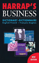 illustration French Business Dictionary