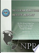 Obama's Nuclear Posture Review