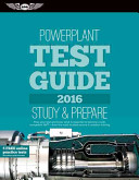 Powerplant Test Guide 2016