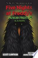 Five Nights At Freddy S Fazbear Frights 6 Blackbird