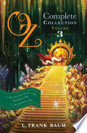 Oz The Complete Collection Volume 3 Bind Up