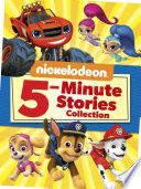 Nickelodeon 5 Minute Stories Collection  Nickelodeon