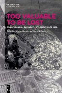 Too Valuable to be Lost Book