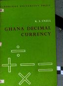 Ghana Decimal Currency