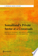 Somaliland s Private Sector at a Crossroads