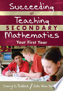Succeeding at Teaching Secondary Mathematics