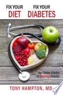 Fix Your Diet  Fix Your Diabetes