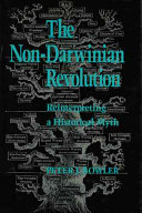 The Non Darwinian Revolution