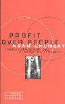 Profit over people