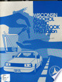 Wisconsin Alcohol Traffic Facts Book