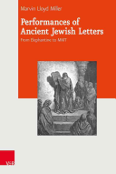 Performances of Ancient Jewish Letters
