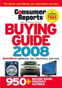 Consumer Reports Buying Guide