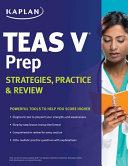Kaplan TEAS V Prep  Strategies  Practice   Review