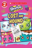 Lost And Hound (Shopkins) : bud, he runs a little...