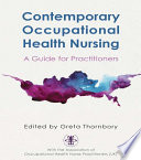 Contemporary Occupational Health Nursing book