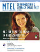 MTEL Communication and Literacy  Field 01