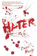 Hater-book cover