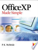 Office XP Made Simple