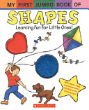 My First Jumbo Book of Shapes