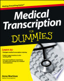 Medical Transcription For Dummies