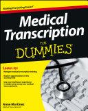 Medical Transcription For Dummies