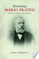 Reviewing Mario Pratesi