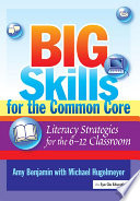 Big Skills for the Common Core