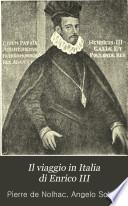Il viaggio in Italia di Enrico III