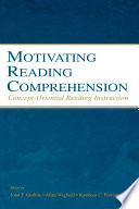 Motivating Reading Comprehension
