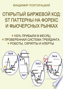 Открытый биржевой код: ST паттерны на Форекс и фьючерсных рынках