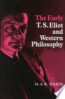 The Early T  S  Eliot and Western Philosophy